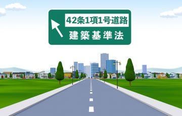 あなたの不動産に接する42条1項1号道路とはどのような道路か