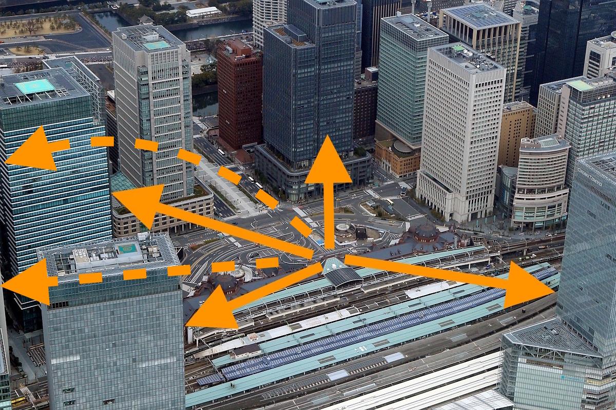 特例容積率適用地区画像byいくらチャンネル