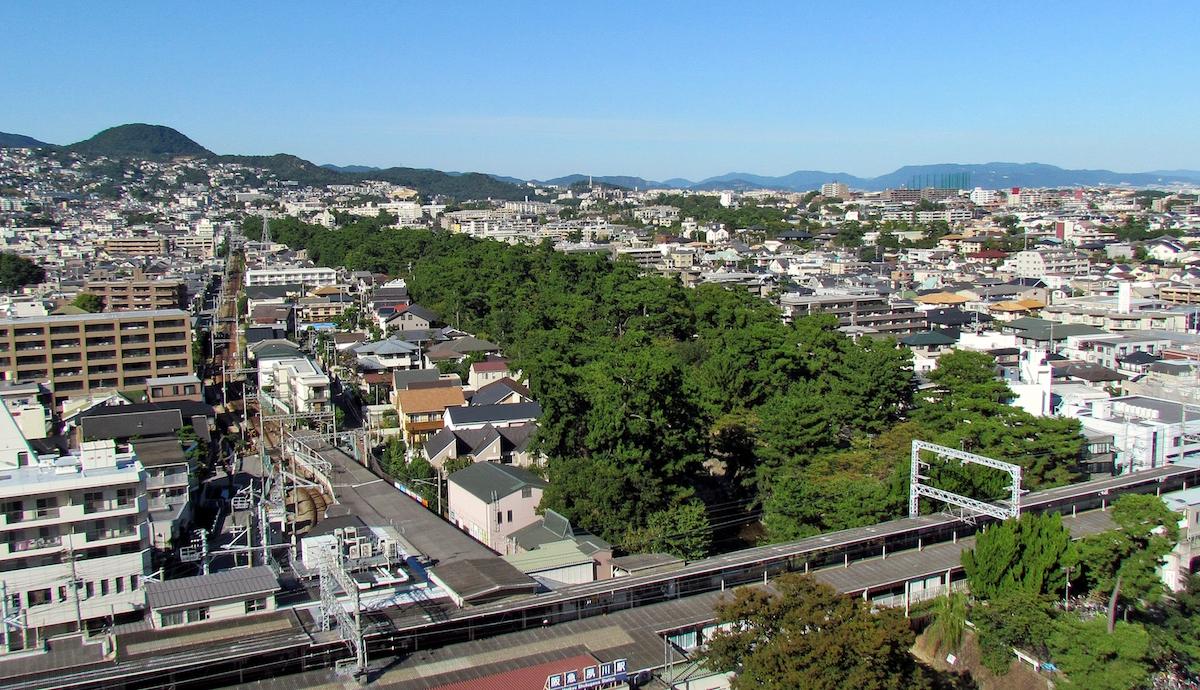 住みたい街ランキング・夙川