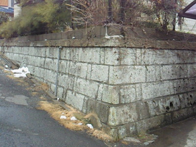 擁壁大谷石