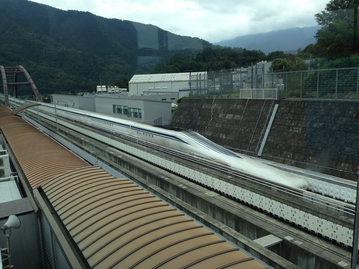 全国新幹線鉄道整備法(リニア中央新幹線)
