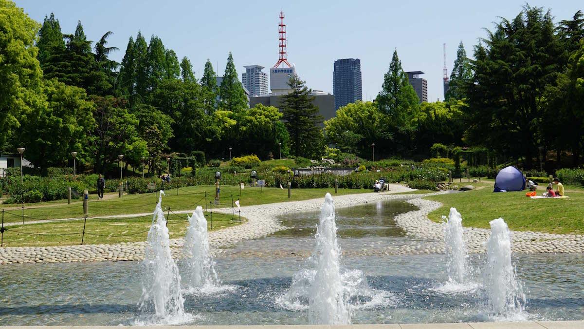 大阪セントラルパーク