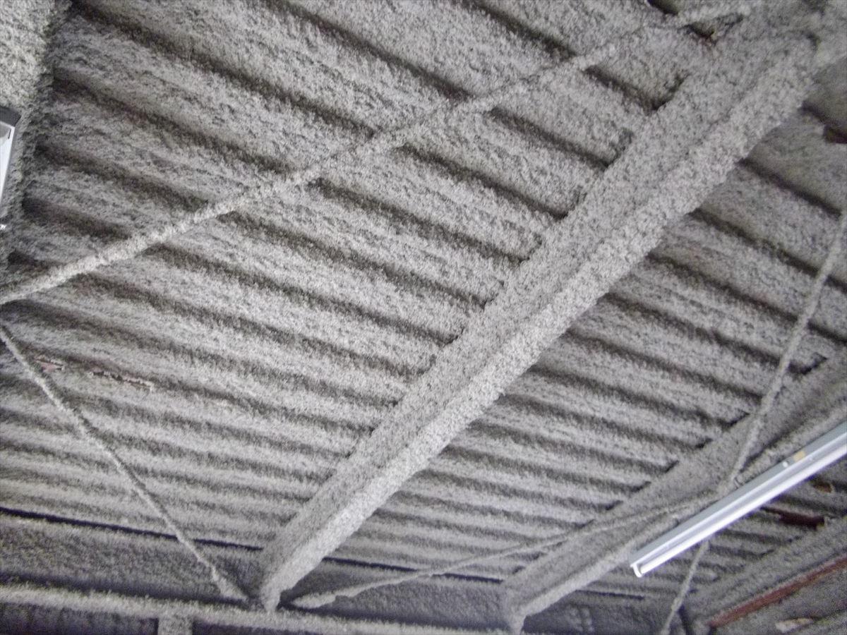 石綿(吹付けアスベスト)不動産重要事項説明
