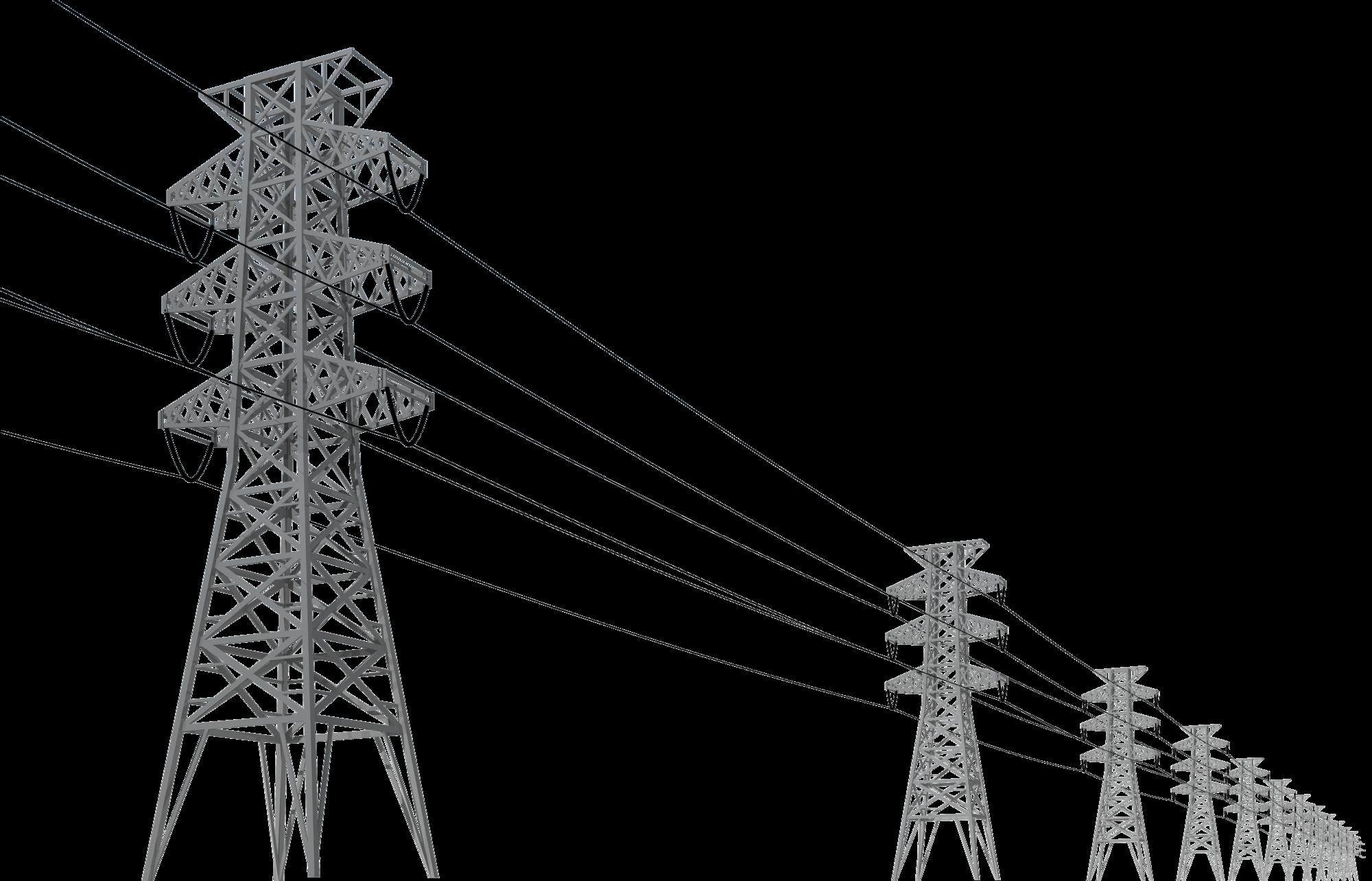 鉄塔・送電線・高圧線が近くにある不動産の調査方法についてまとめた