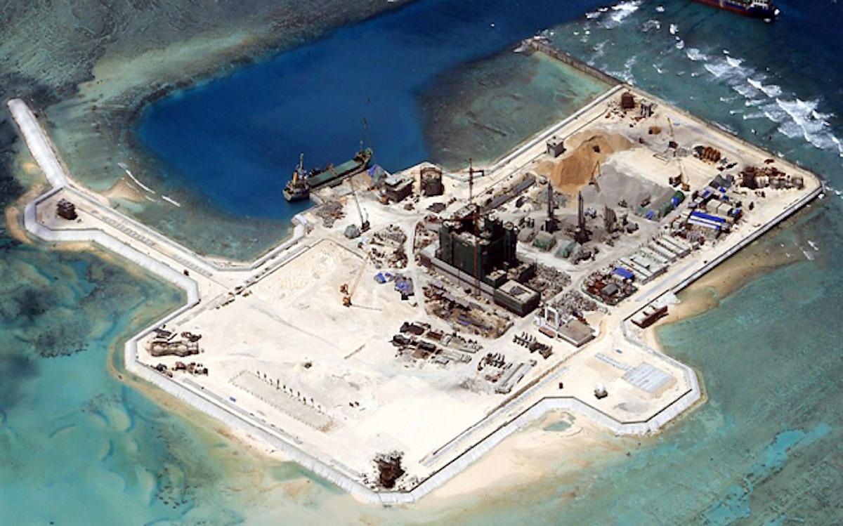 クアテロン礁