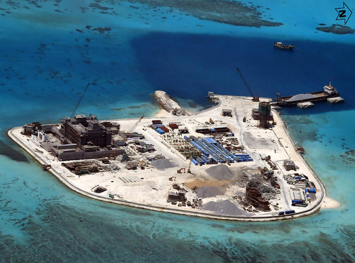 ジョンソン南礁