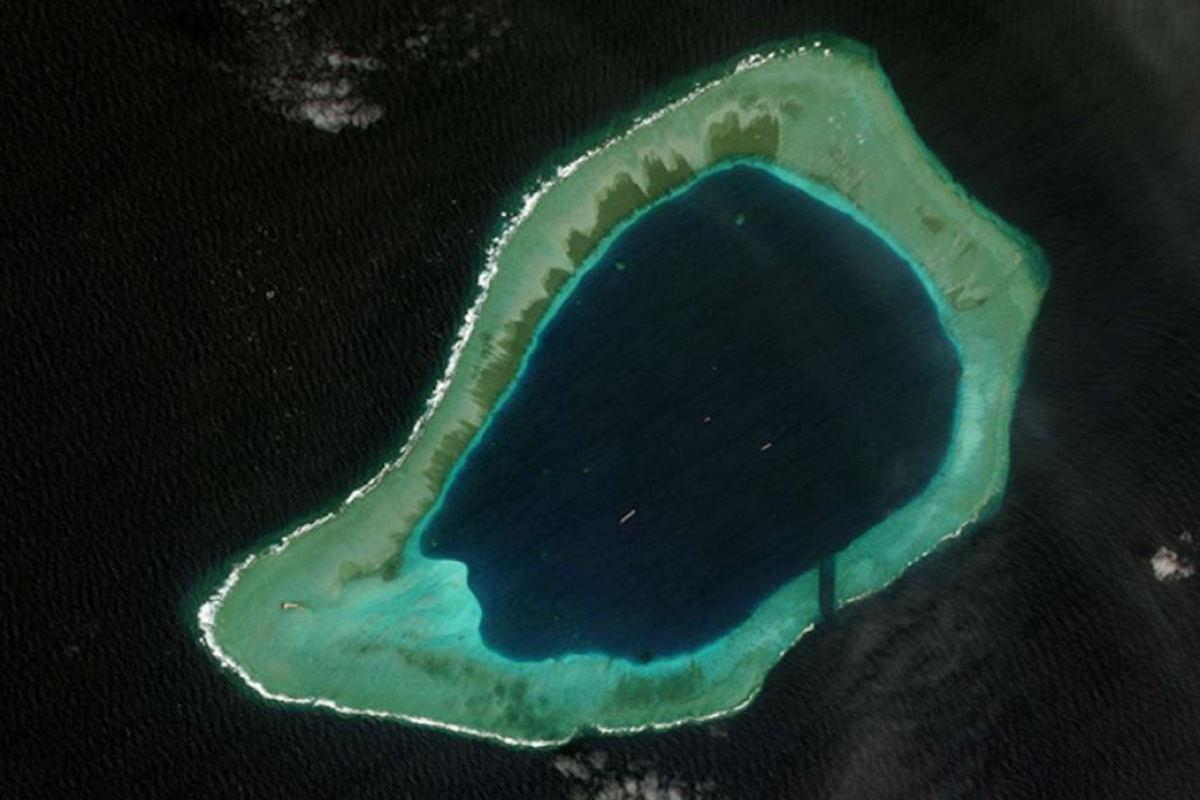 渚碧礁埋立前