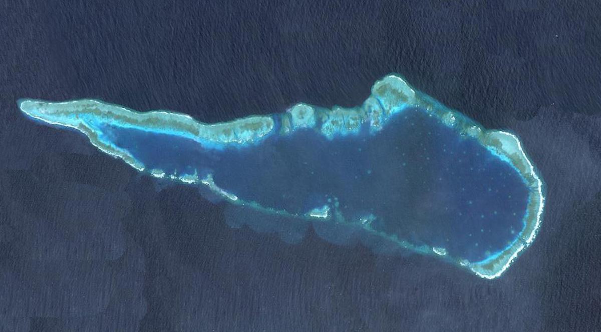 セカンドトーマス礁