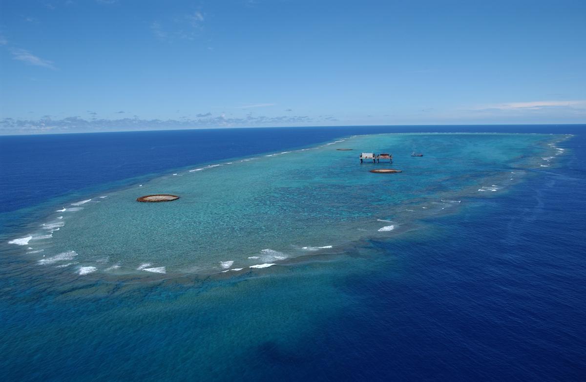 沖ノ鳥島1