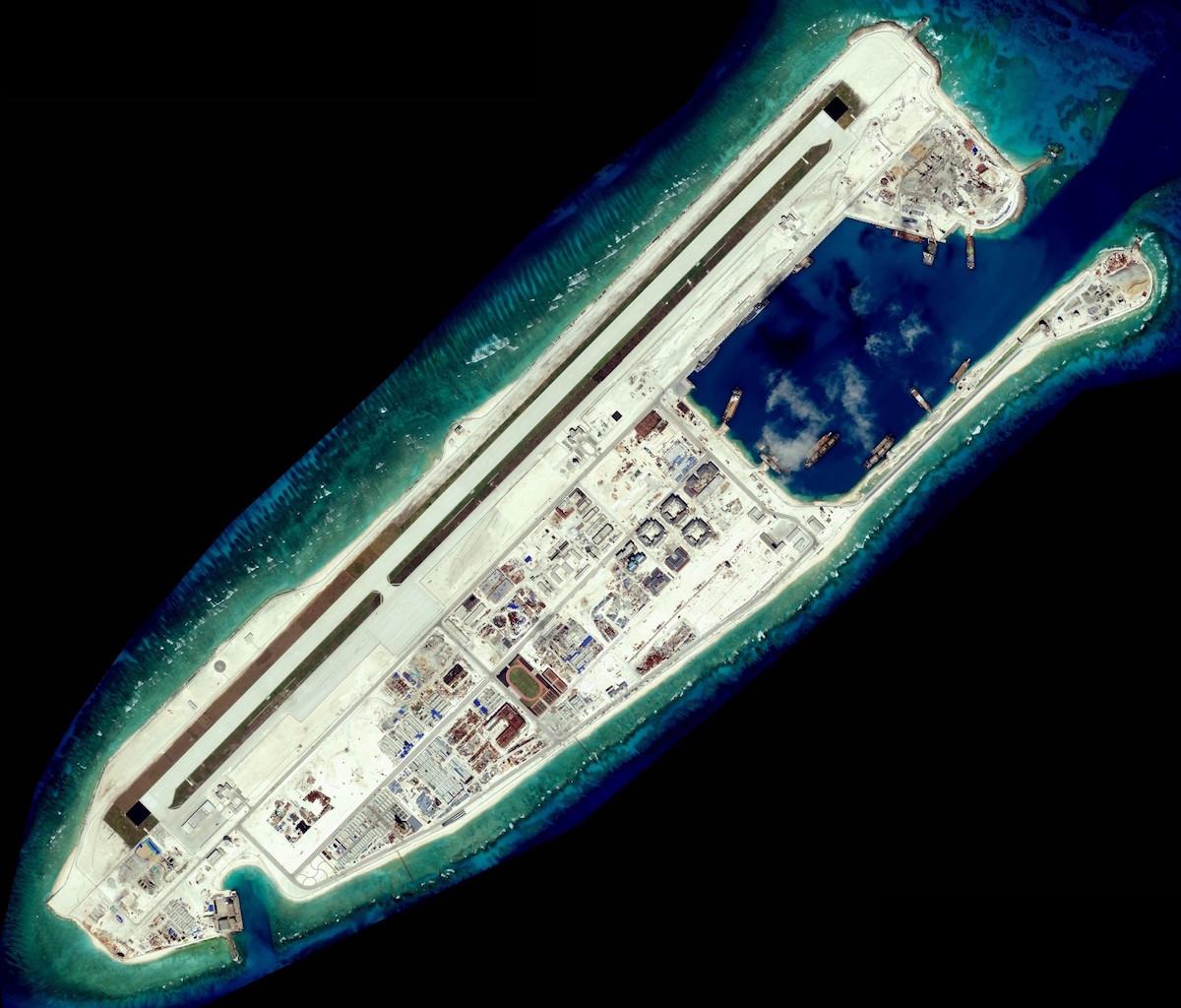 ファイアリー・クロス礁