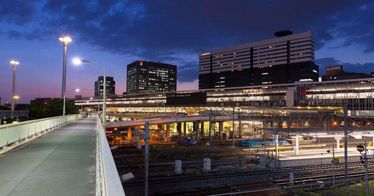 大阪の玄関口「新大阪」