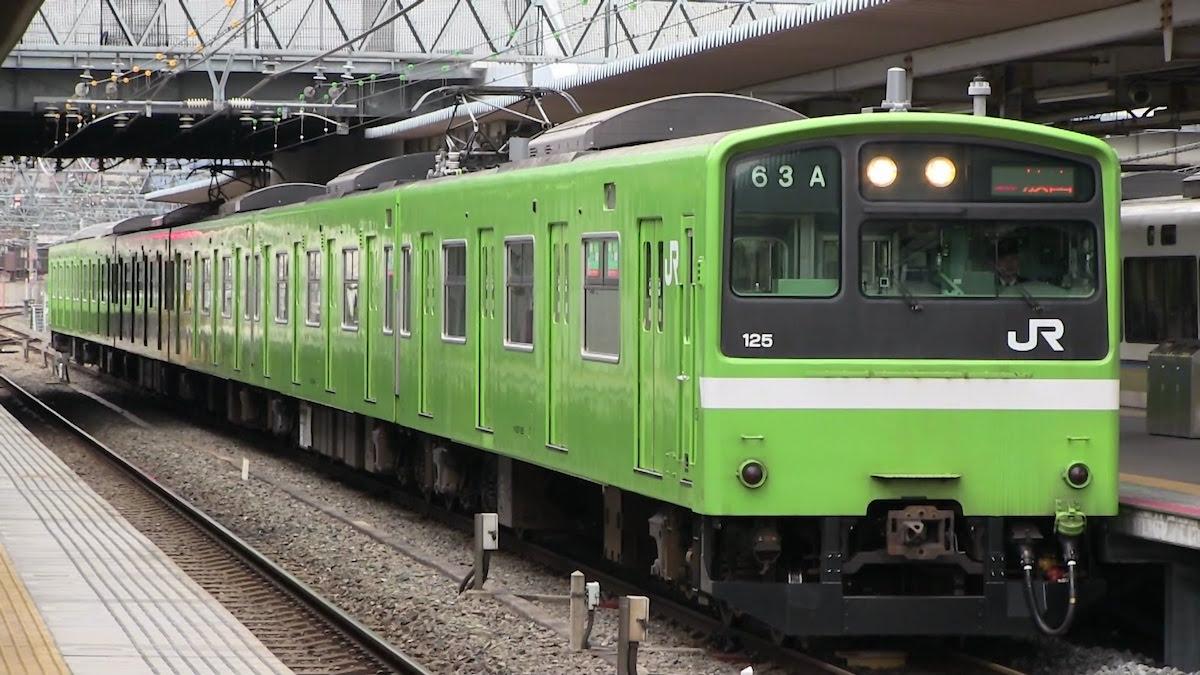 おおさか東線新大阪駅へ