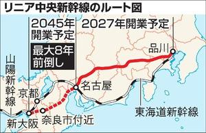 リニア中央新幹線新大阪駅