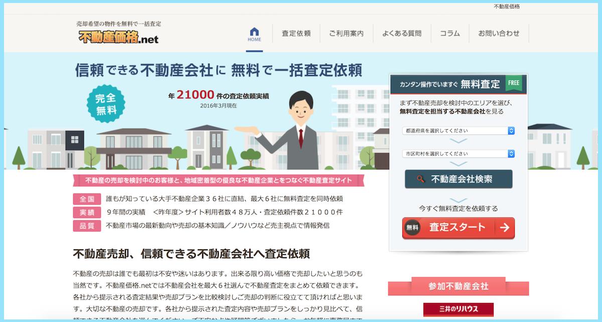不動産価格.net
