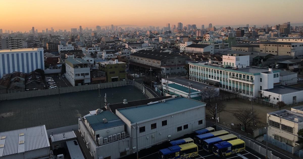 工場と住居が併存する街の価値を上げるには?東大阪市の例から考える