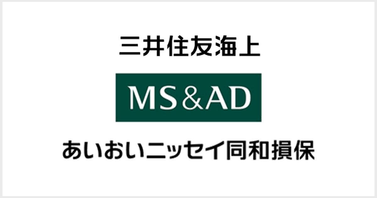 MS&ADが不動産屋さん向け「空き家管理」の保険を発売!