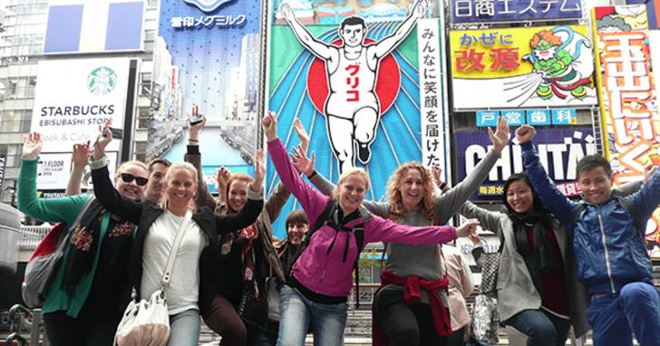訪日外国人と民泊(大阪)