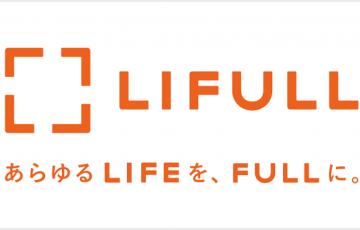 LIFULL(ライフル)のロゴ