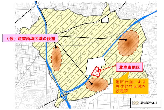 門真市産業誘導区域
