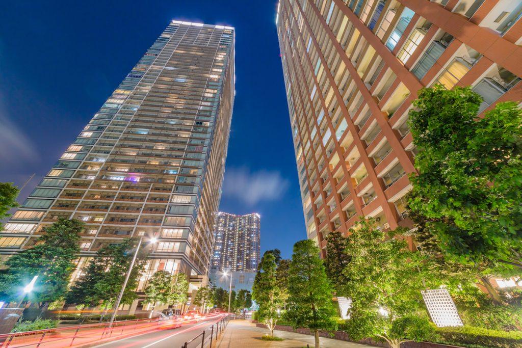 高騰する首都圏都心部の新築マンションを支えるパワーカップルとDINKS