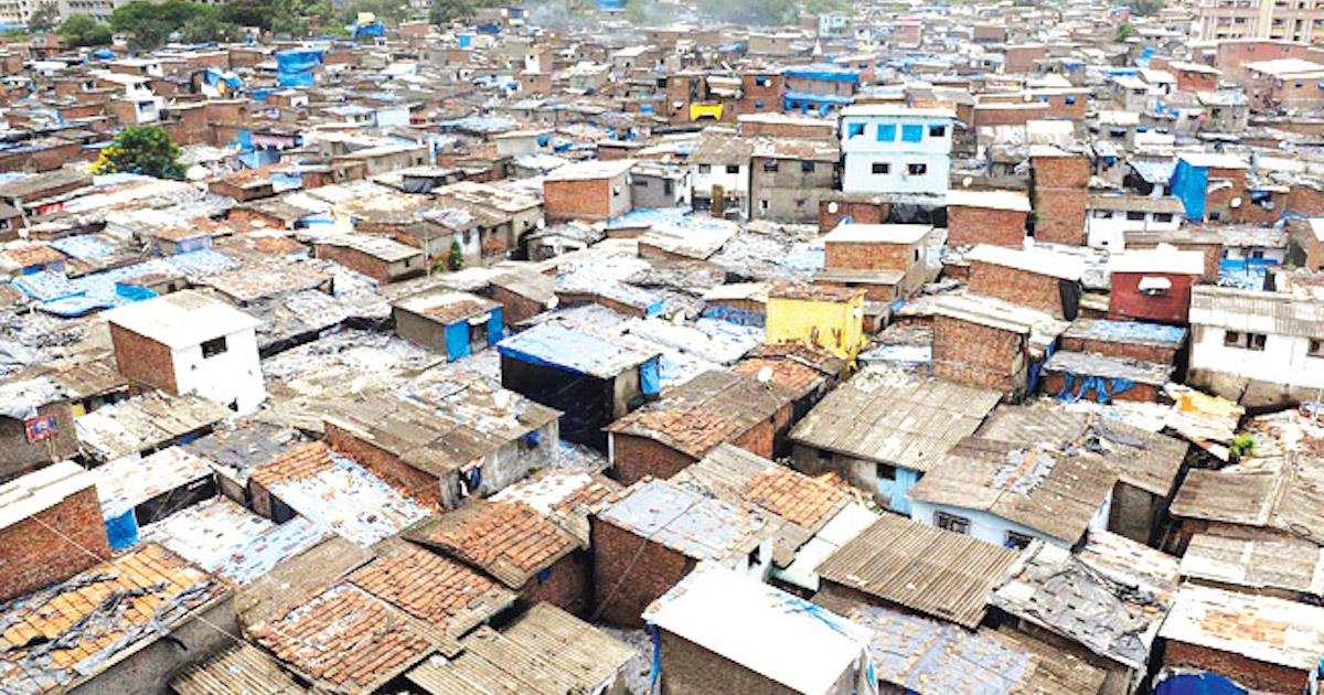 スラム街都市計画無
