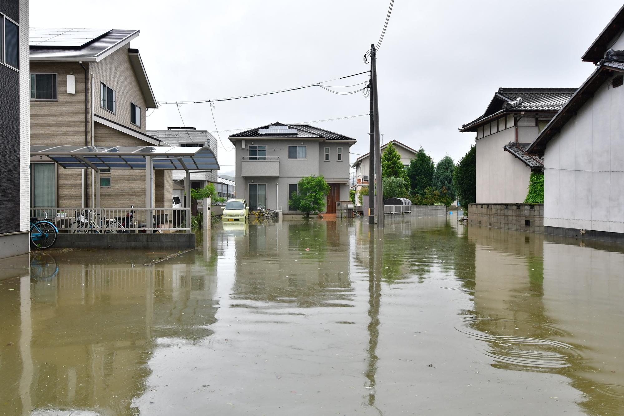 西日本豪雨(2018年)