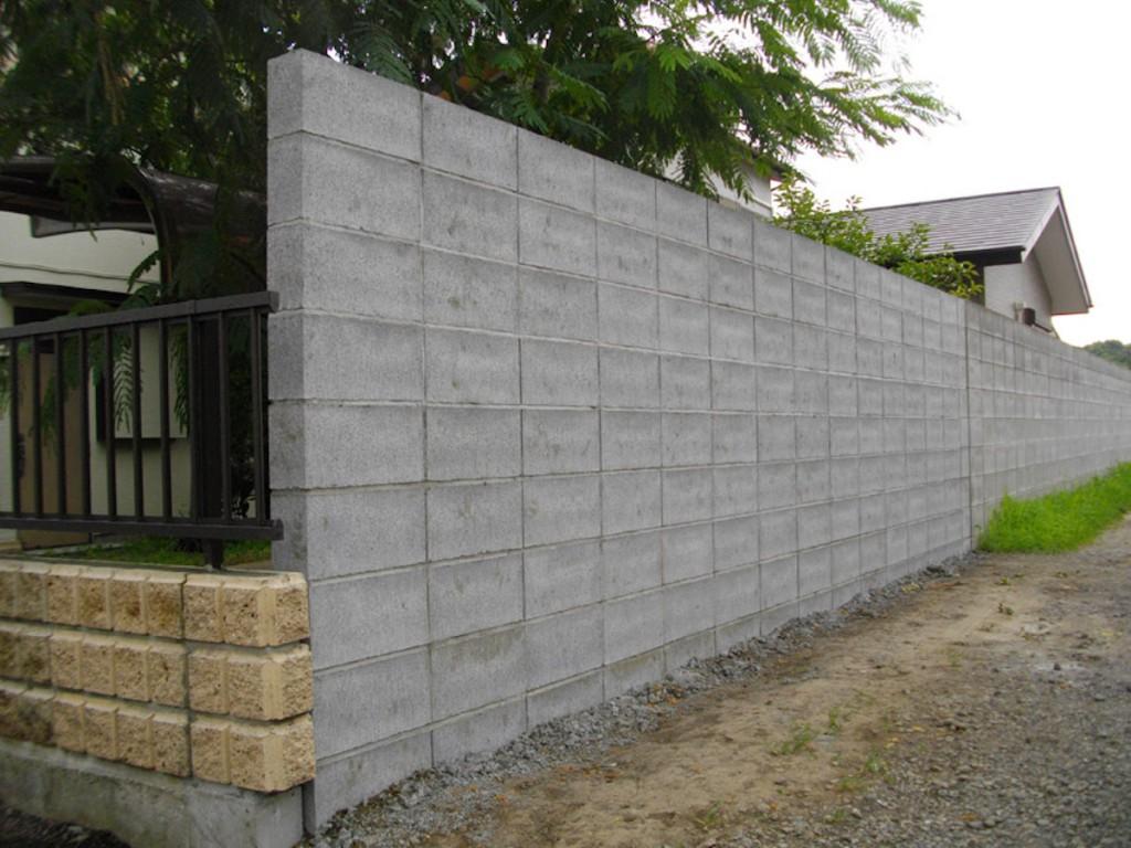 ブロック塀画像byイクラちゃんねる